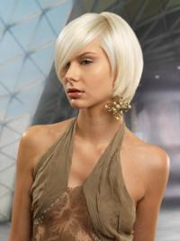 Suitable 10 Inches Young Fashion Short Synthetic Wig