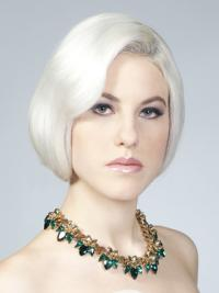 10 Inches Gorgeous Short Remy Human Hair Young Fashion Source Wig