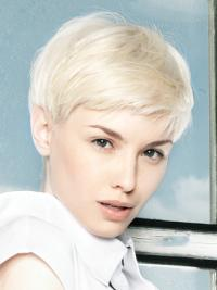 Straight Short Boycuts Wigs For Fashion And Convenience