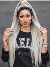 Straight Synthetic 38 Inches Top Wigs That Kylie Jenner Uses