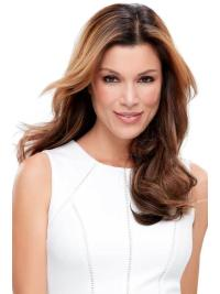 """Remy Human Hair Wavy 18""""(As Picture) Auburn Crown Topper From"""