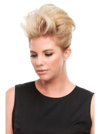 "Remy Human Hair Straight 12""(As Picture) Blonde Top This From"