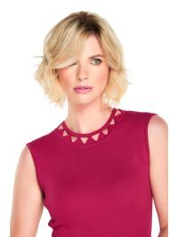 """Synthetic Wavy 8""""(As Picture) Blonde Part Topper From"""