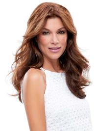 "Remy Human Hair Wavy 18""(As Picture) Auburn Part XL Topper From"