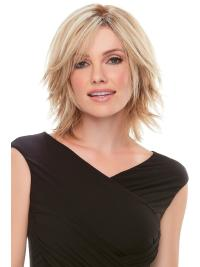 "Remy Human Hair Straight 8""(As Picture) Blonde Top Form From"
