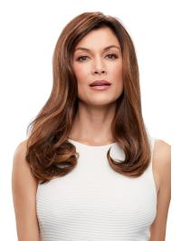 "Remy Human Hair Wavy 18""(As Picture) Auburn Top Form French From"