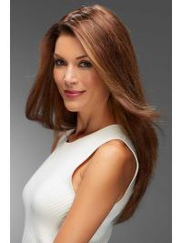 "Remy Human Hair Straight 18""(As Picture) Auburn Top Style From"