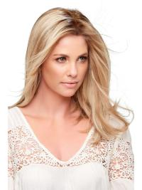 """Synthetic Straight 12""""(As Picture) Blonde Top Style From"""
