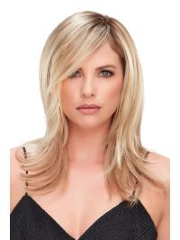 "Synthetic Straight 12""(As Picture) Blonde Top Full From"